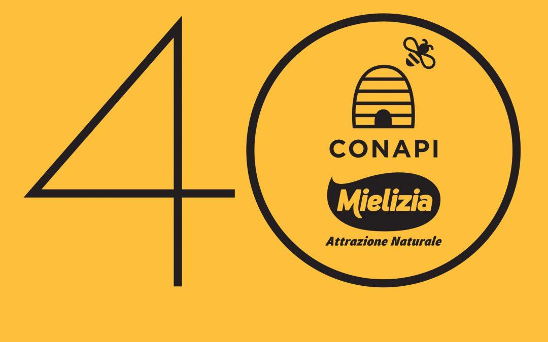 CONAPI COMPIE 40 ANNI