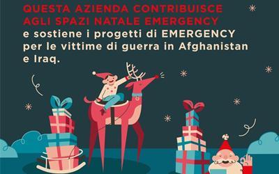 """Conapi partecipa all'iniziativa """"Natale per Emergency"""" in 15 città italiane"""