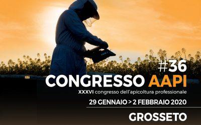 Congresso dell'apicoltura professionale 2020 con la partecipazione di Conapi