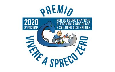 """Conapi partner del Premio """"Vivere a Spreco Zero"""" 2020"""