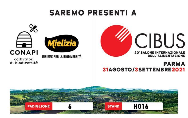 CONAPI a CIBUS 2021 Parma