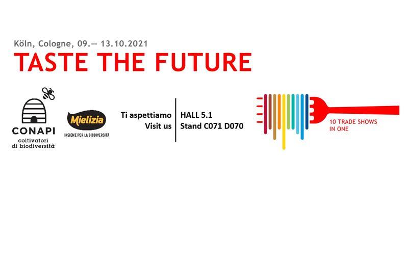CONAPI partecipa alla fiera ANUGA 2021 a Colonia